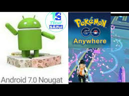gps spoofing android pokémon go spoofing gps go android 7 0 nougat téchÿ