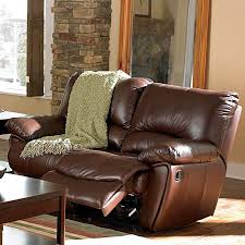 Leather Reclining Sofa Loveseat by Shop Coaster Fine Furniture Clifford Dark Brown Leather Loveseat