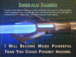 Light Saber Color Meanings Ultra Sabers Blade And Color Guide