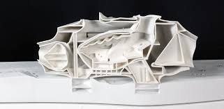 architecture 3d printed architectural models decorate ideas