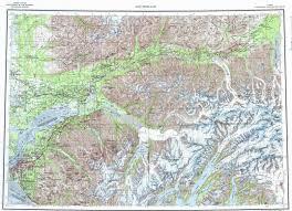 Uga Map Anchorage Chugach State Park Topo Map Chugach State Park Alaska