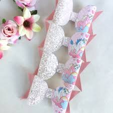 hair bows uk beautiful handmade unicorn hair bows from lewisleigh co uk