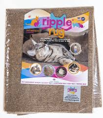 Cats Paw Rug Snugglycat Ripple Rug Cat Activity Play Mat Chewy Com