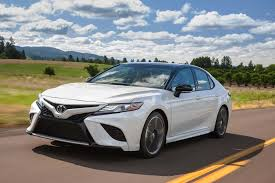 toyota camry 2018 toyota camry drive review motor trend