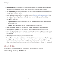 android security policy updates manual samsung galaxy prime android 5 1 smart guides