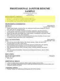 Doorman Resume Sample by How To Write A Professional Profile Resume Genius Profile