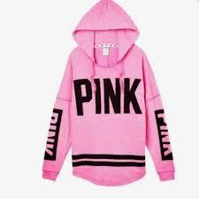 pink clothing 2018 pink jackets pink hoodies women pink sweatshirts fashion