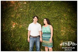 houston photographers collette and brian the engagment session market square park