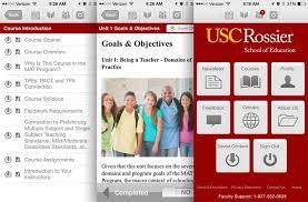 online class platform online learning usc rossier online