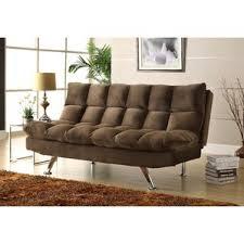 Brown Sleeper Sofa by Apartment Size Sofa Wayfair