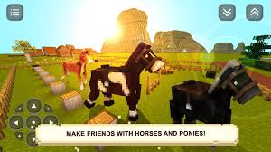 my horse racing girls craft u0026 animal games 2017 android apps on