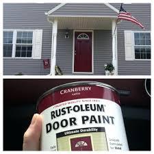 front doors door ideas how to chalk paint your front door this