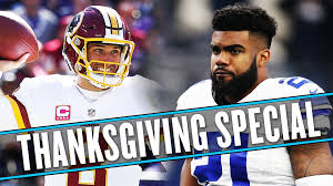 the league thanksgiving episode thanksgiving day football goes back much longer than just dallas