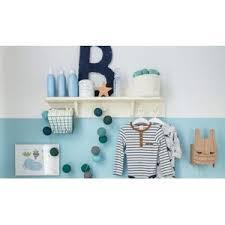 étagère murale chambre bébé vox étagère murale en bois crème chambre bébé pas cher