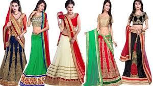 lancha dress wedding lehenga choli images 2020fashion