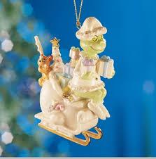 lenox merry grinchmas to all ornament lenox ornaments