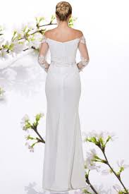 inexpensive long sleeve casual lace wedding dress dq0002 u2013 simply