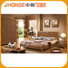 2017 latest fashion top design wooden indian bedroom furniture