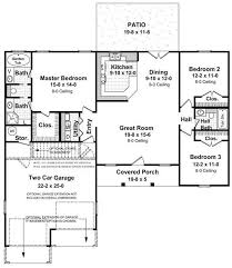 ranch home plans with basements floor plan country house plans basement basement house plants