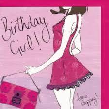birthday girl birthday girl sassy girl roam cards