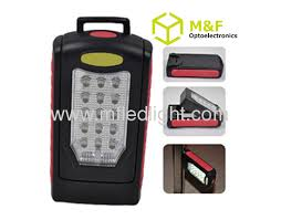 rechargeable magnetic work light rechargeable led work light with magnet and hook from china
