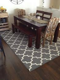 World Market Dining Room Table by Tea Time With Tess Updated Dining Room I E No Patience