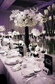 black and white wedding decorations black and white wedding decor wedding corners