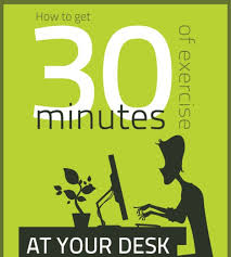 Office Workouts At Desk How To Get 30 Minutes Of Exercise At Your Desk Health And