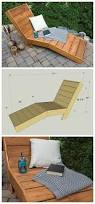 Diy Wooden Deck Chairs by 25 Best Diy Outdoor Furniture Ideas On Pinterest Outdoor