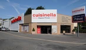 Cuisiniste Bapaume Cuisinella cuisine rangement salle de bains