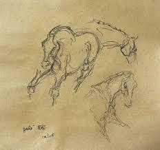 13 best horses sketches images on pinterest equine art horse