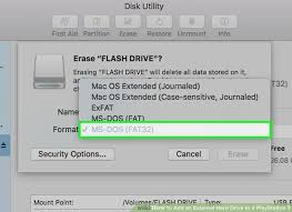 format hard drive exfat on mac how to add an external hard drive to a playstation 3