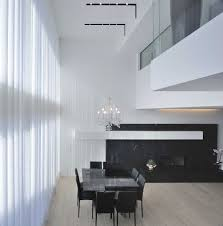architecture white dining room large home porto viro italy spacious home porto viro italy dining room large