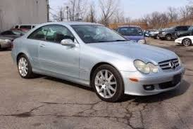 2000 mercedes coupe mercedes clk coupe in jersey for sale used cars on