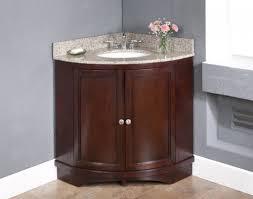 Bathroom Vanity Small Corner Bathroom Vanity Maximize Your Space See Le Bathroom