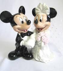 mickey and minnie wedding s mickey minnie wedding cake topper toppers sri lanka cakes