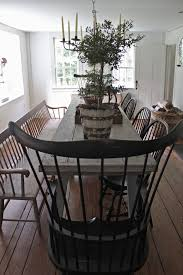 primitive dining room tables i like the idea of the long bench seating country decor