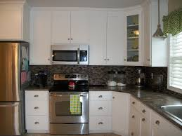 kitchen brown wall cabinets stainless tile in sinks brown dining