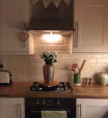 Mediterranean Kitchen Wirral Cream Kitchen Walnut Worktop New Kitchen Pinterest Kitchens