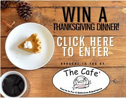 enter to win a thanksgiving dinner kqxl fm