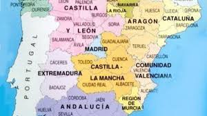 Salamanca Spain Map by Bbc Images From The Invention Of Spain