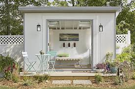 she shed getting small with she sheds new orleans home and design gambit