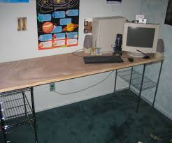 Cheap Diy Desk Cheap And Easy Desk 5 Steps