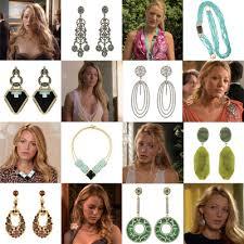 gossip girl earrings so serena der woodsen