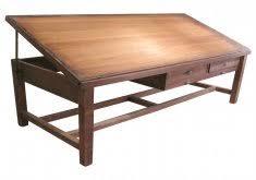 Large Drafting Tables Large Drafting Table Large Tilt Top Adjustable Drafting Desk At