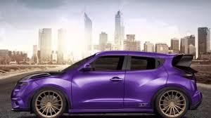 purple nissan juke nissan juke modification video youtube