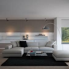 salon canapé gris déco moderne pour le salon 85 idées avec canapé gris salons