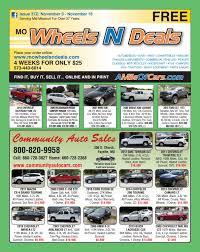 wheels n deals issue 37z by maximum media inc issuu