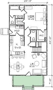 house plan for narrow lot arts crafts narrow lot house plan 10032tt architectural