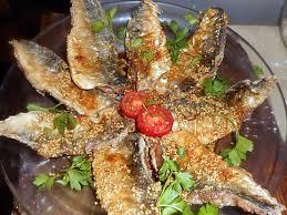 cuisiner des maquereaux frais recette de filets de maquereau frits aux graines de sésame